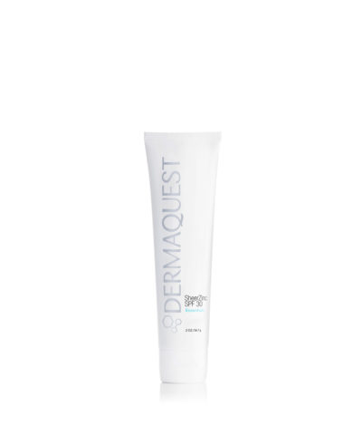 SheerZinc SPF 30 Tan